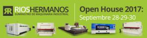 open house maquinaria