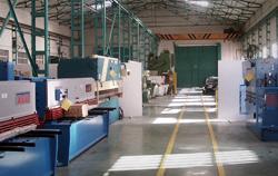 Más de 1.250 m2 de exposición de maquinaria.