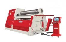 Maquina cilindradora hidráulica de cuatro rodillos AHS